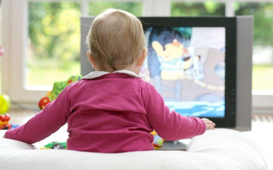 Kaip apsaugoti akis žiūrint televizorių?