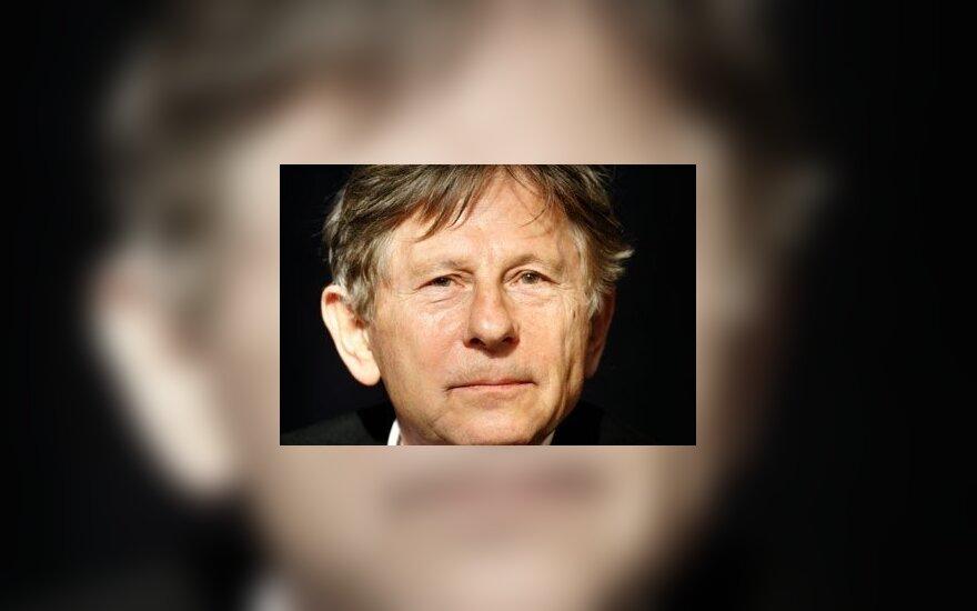 Kino grandas R.Polanski gailisi dėl lytinių santykių su nepilnamete
