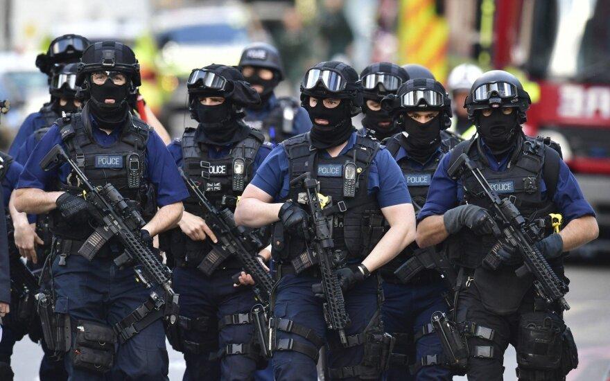Londonas po teroristinio išpuolio
