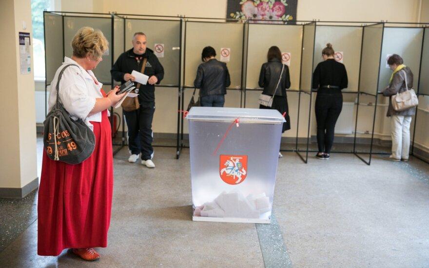 Apklausa: galimybė tiesiogiai rinkti merą paskatintų daugiau gyventojų dalyvauti rinkimuose