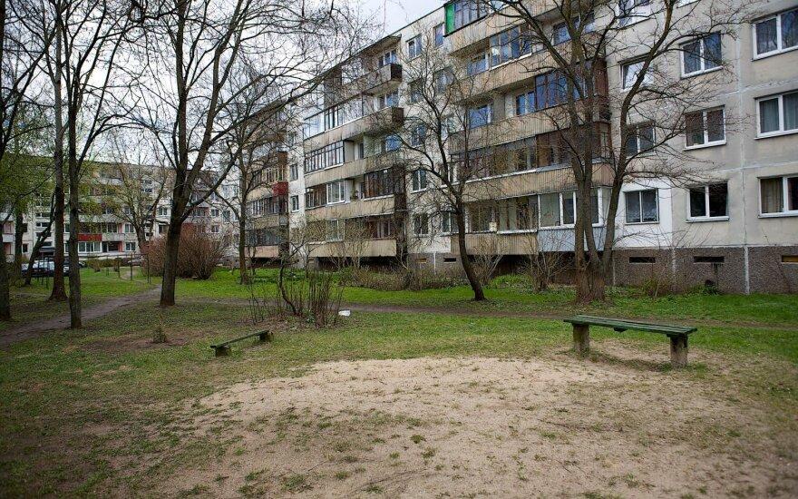 Lietuvos šeimų būstas – vienas mažiausių Europoje