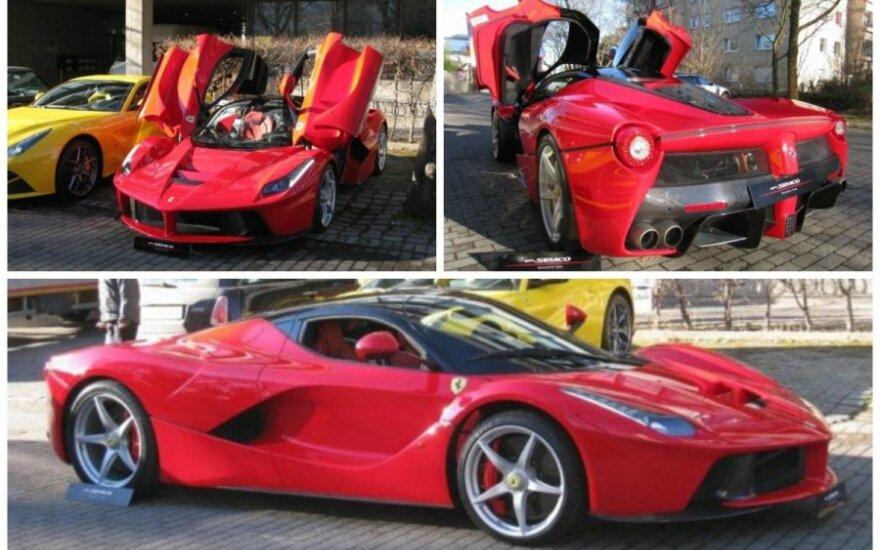 Parduodamas Ferrari LaFerrari