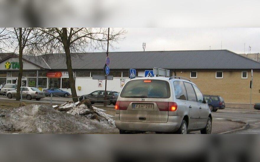 Šiauliuose, Marijampolės g. 2011-03-15, 7.55 val