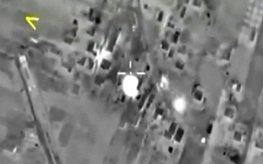 Žiniasklaida: Sirijoje ruošiamasi galingai karinei operacijai