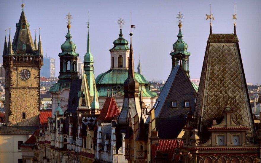 Praha: Rusijos specialiosios tarnybos ketino sprogdinti ne Čekijoje, o Bulgarijoje