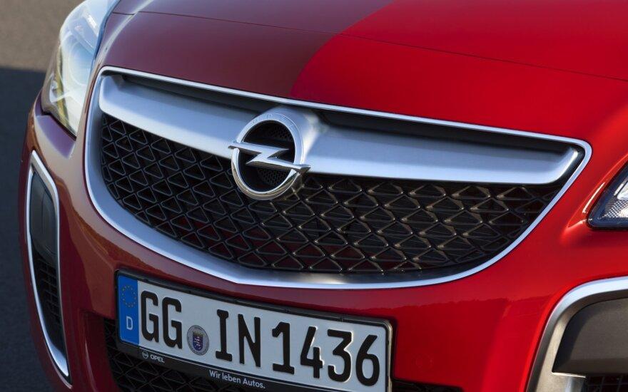 Opel. Asociatyvi nuotr.