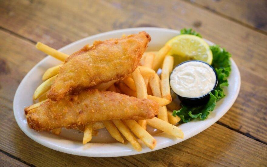 5 būdai, kaip virtuvėje sugadinti gerą žuvį