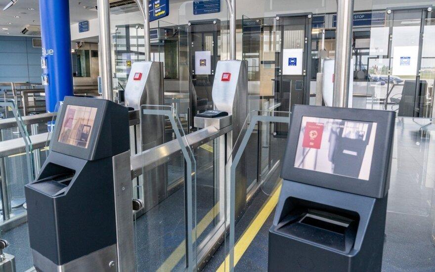 Vilniaus oro uostas/M.Jaugelavičiaus nuotr.