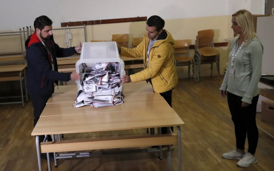 Balsavimas Kosove