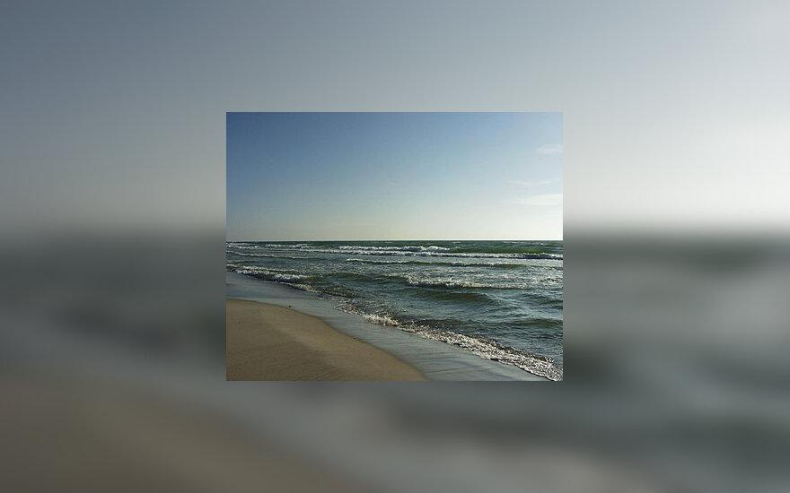 Jūra, pajūris