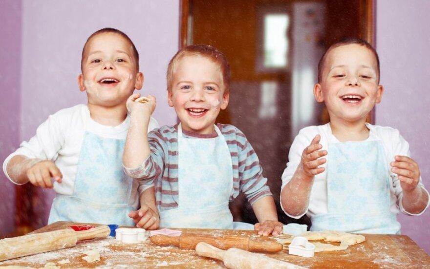 """""""Virtuvės mitų griovėjas"""" apie kulinariją mokyklose: matau labai liūdną situaciją"""