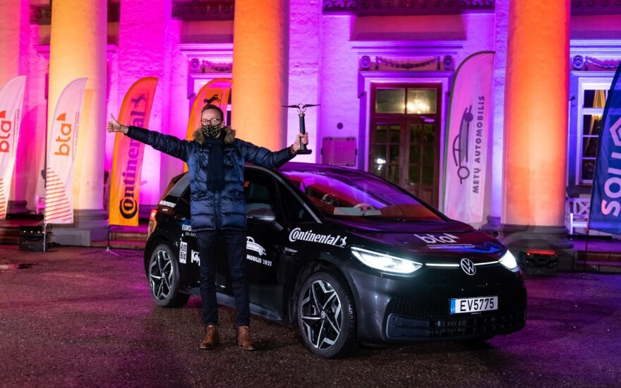 Paskelbta, kas tapo Lietuvos metų automobiliu: finalo akibrokšto nesitikėjo niekas