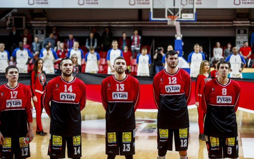 Lithuanian Basketball Federation suspends Vilnius club after FIBA declares war on Euroleague