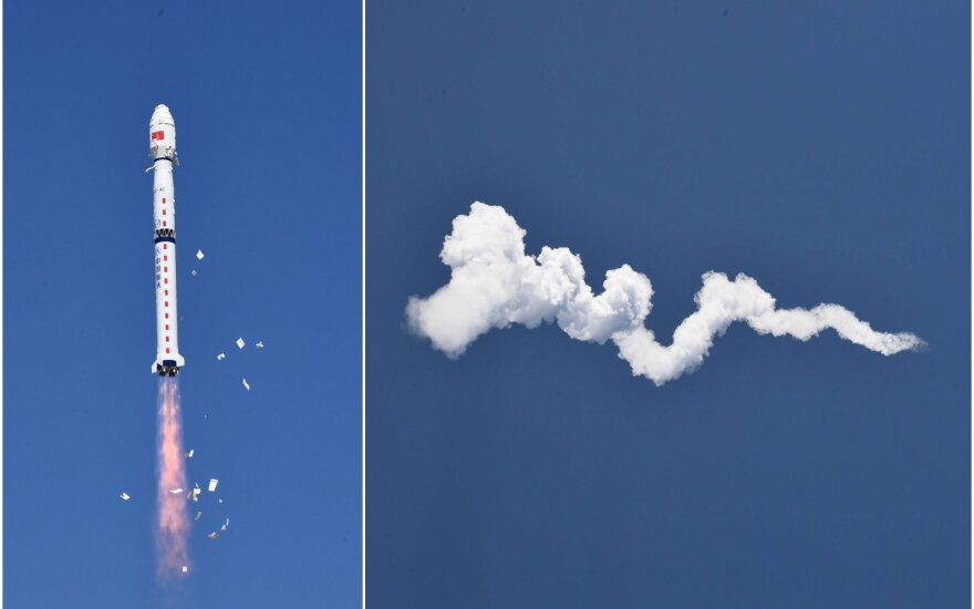 Kinijos raketa