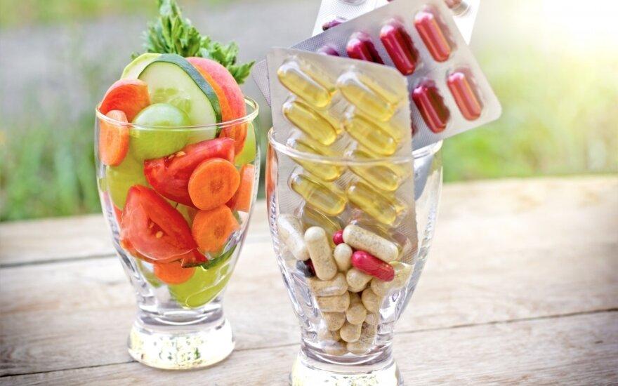 Pavasarinis vitaminų trūkumas: kur jų rasti?