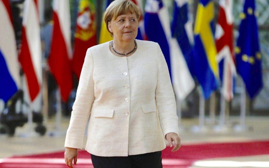 ES lyderiai Briuselyje