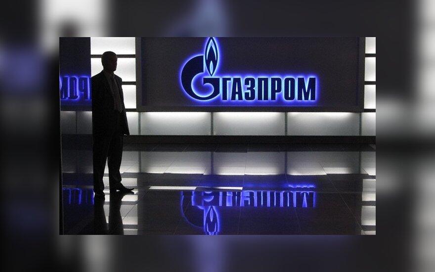 """""""Gazprom"""" gina savo kainodarą"""