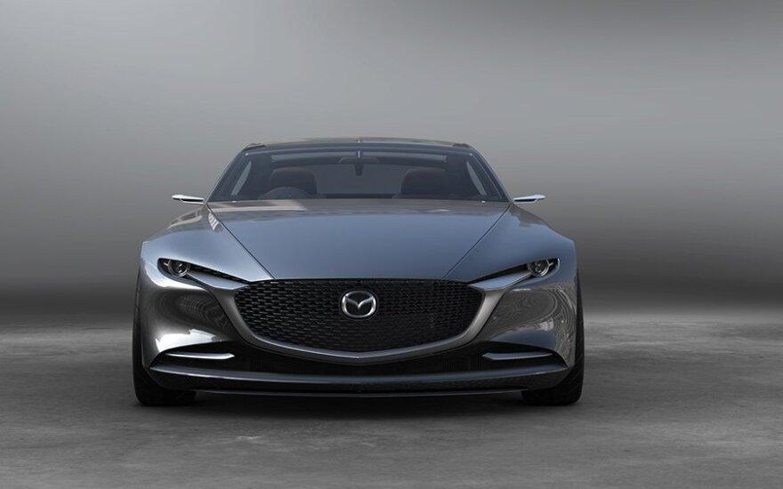 """""""Mazda Vision Coupe"""""""