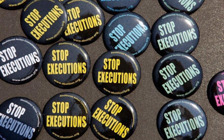 Mirties bausmės atnaujinimas kiša Pakistanui koją santykiuose su ES