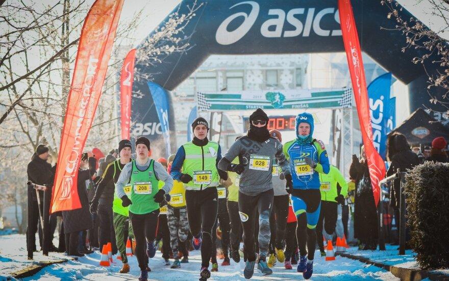 Kėdainių Naujametinis bėgimas, Lietuvos bėgimo taurės I etapas