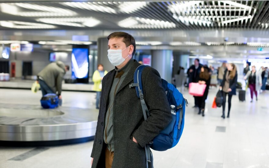 Iš Italijos į Rusiją sugrįžusiam vyrui diagnozuotas koronavirusas, pirmasis atvejis fiksuotas Portugalijoje