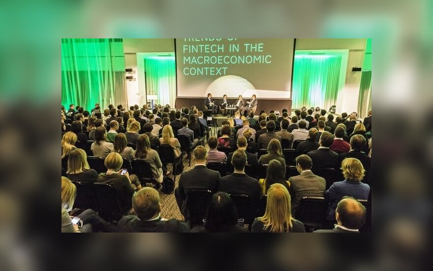 Leaders and experts of fintech market will meet in Vilnius for industry's hottest news