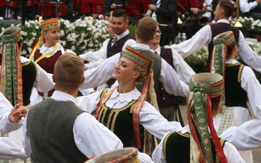 Dainų šventė Kaune