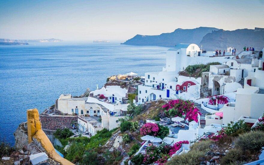 Graikija, Santorinas