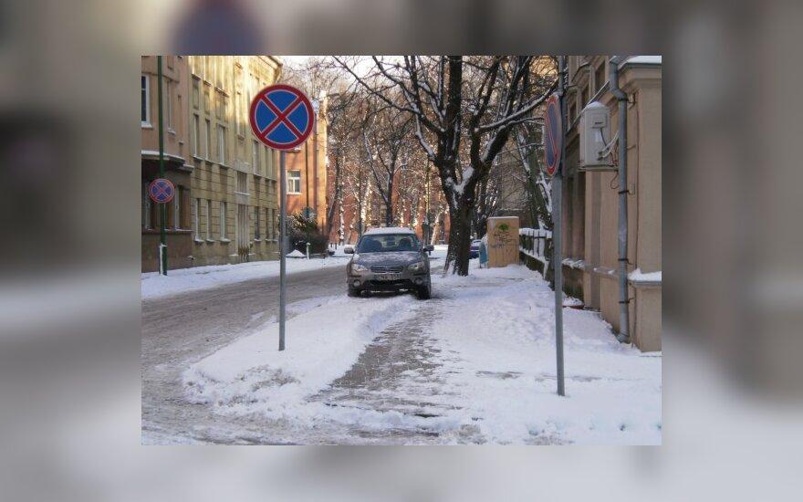 Klaipėdoje, Liepų g. 21. 2010-12-05, 10.30 val.