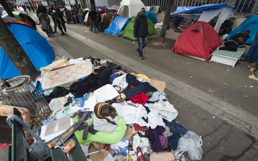 ES vidaus reikalų ministrai rengia skubias derybas dėl migracijos