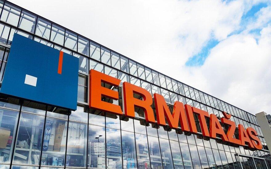 """Prekybos tinklą """"Ermitažas"""" įsigijo """"ERMI Group"""""""