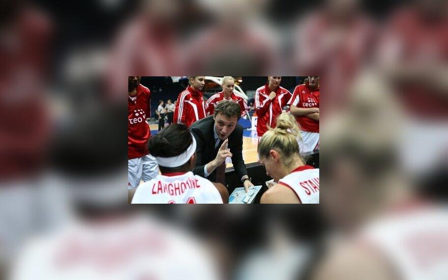 Moterų Eurolygoje TEO iškovojo įspūdingą trečią pergalę iš eilės