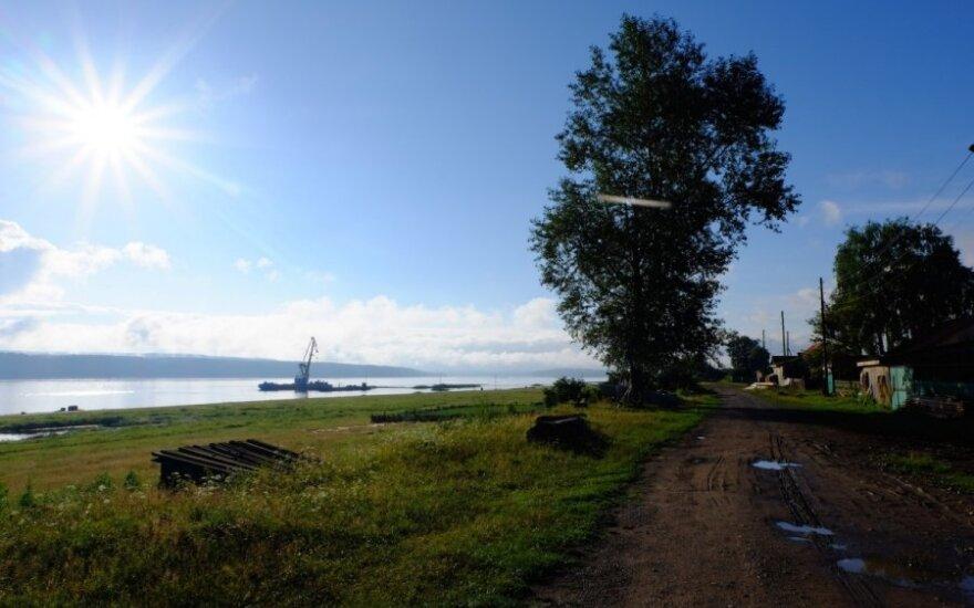 Iš Sibiro namo parėjo pėsčiomis: per dieną – po 60 kilometrų