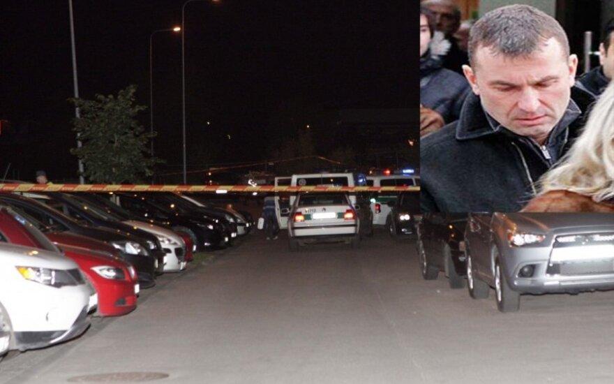 """Nušautas vienas pagrindinių buvusios """"Vilniaus brigados"""" vadeivų I. Tiomkinas"""
