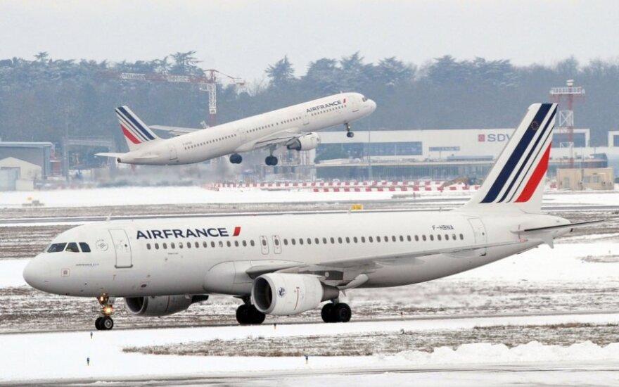 Air France lėktuvas