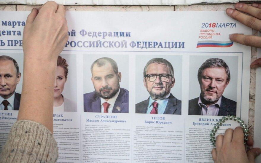 Rusijos prezidento rinkimai Kryme