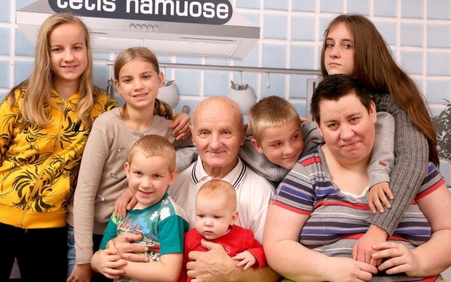"""Mafijos tėvu"" vadinamas V. Antonovas atsigauna po infarkto, jo žmona prašo pagalbos"