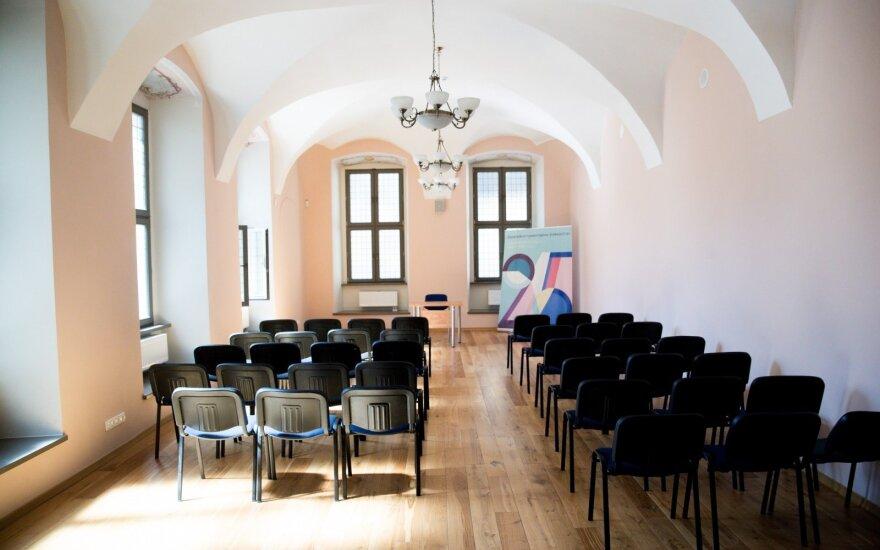 Europos humanitariniam universitetui ketinama suteikti egzilio sąlygomis veikiančios aukštosios mokyklos statusą