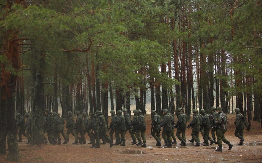 Lithuania to decide on whether to make military conscription permanent