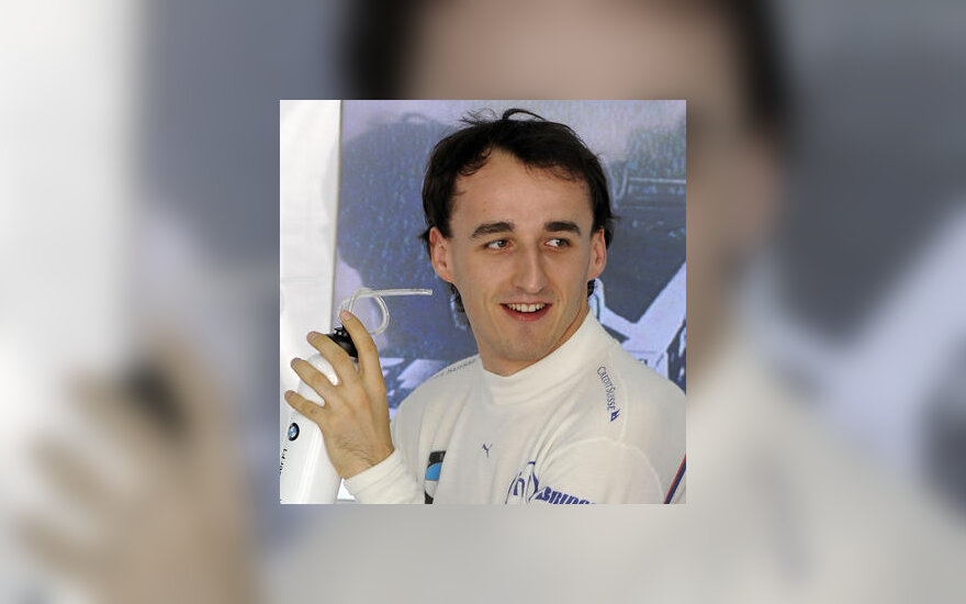 "Robert Kubica (""BMW Sauber"")"