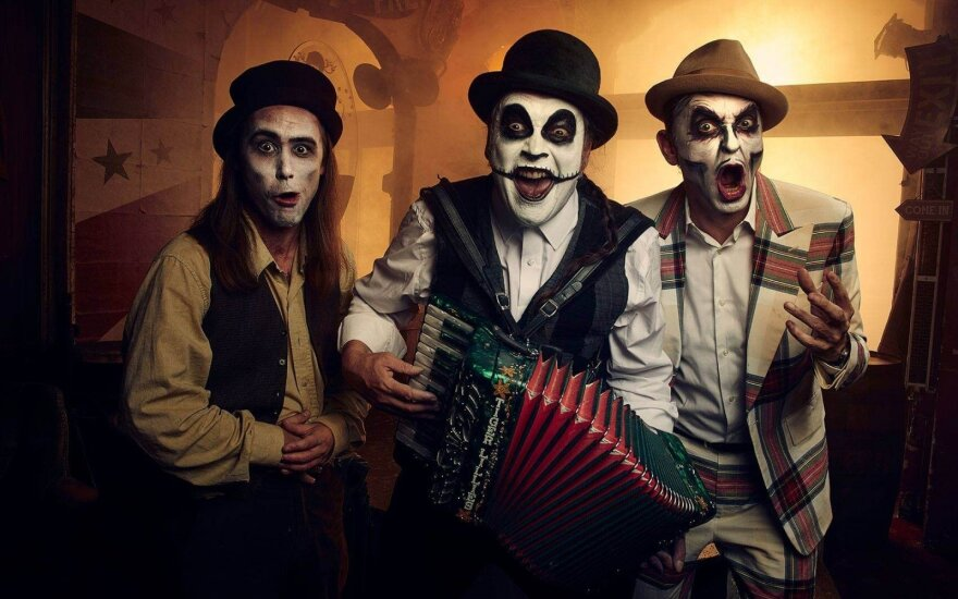 """""""The Tiger Lillies"""""""