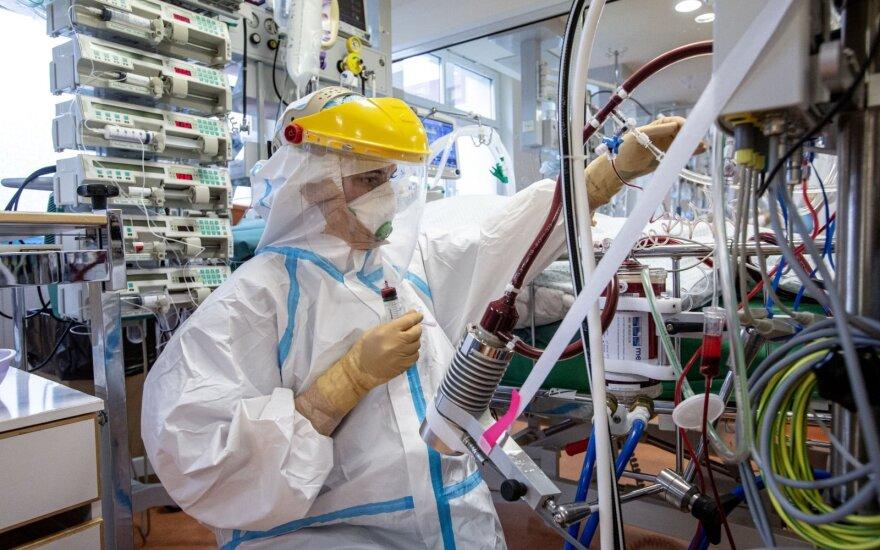 Per pastarąją parą Lietuvoje patvirtinti 2 307 nauji koronaviruso atvejai