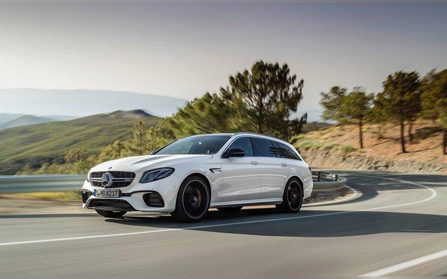 """Mercedes-AMG E 63 Estate"""