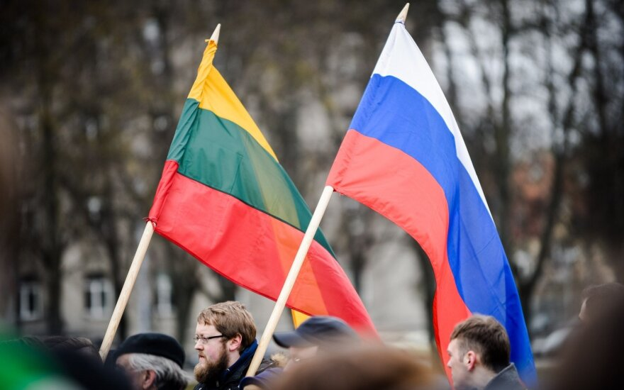 What would Lithuania's Russian speakers do if Moscow invaded the country?