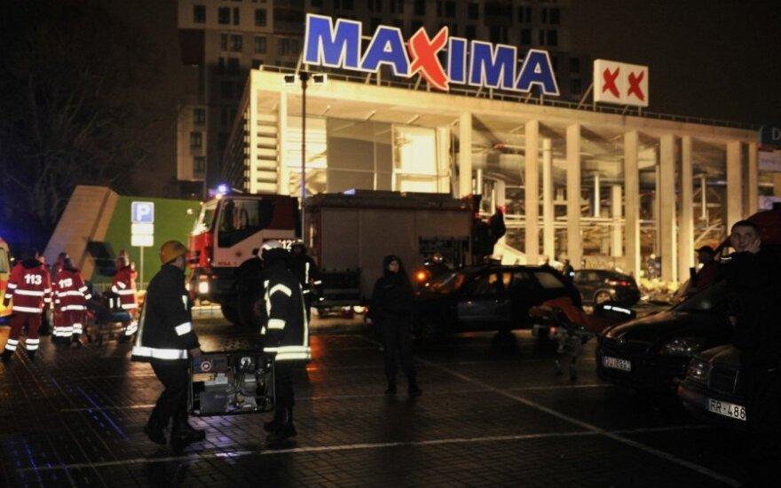 """""""Maxima Latvija"""" išmokės 140 tūkst. eurų už Zuolitūdės tragedijos moralinę žalą"""