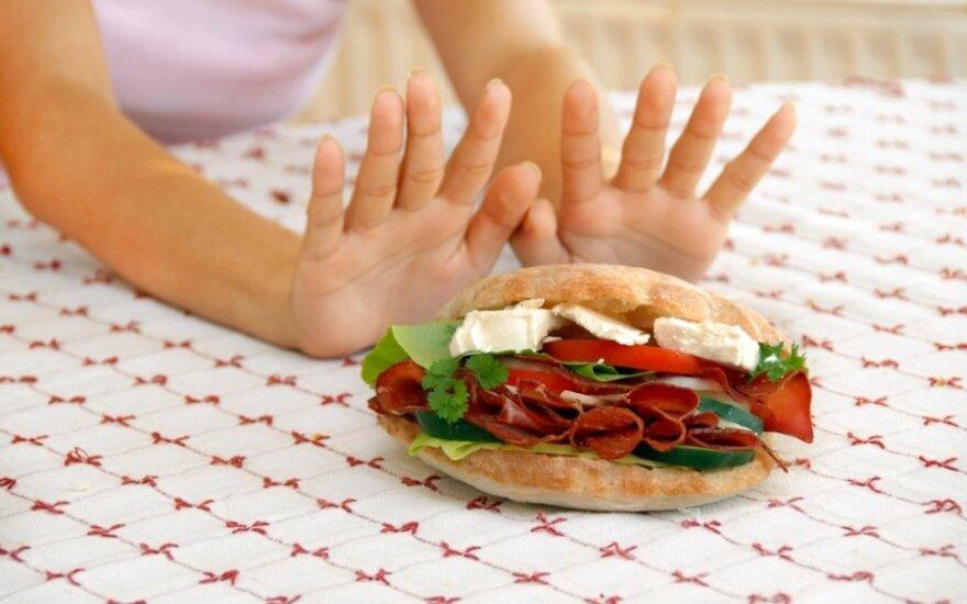 Naujas vertinimas: svoriui kalorijų skaičiavimas nieko neduoda?