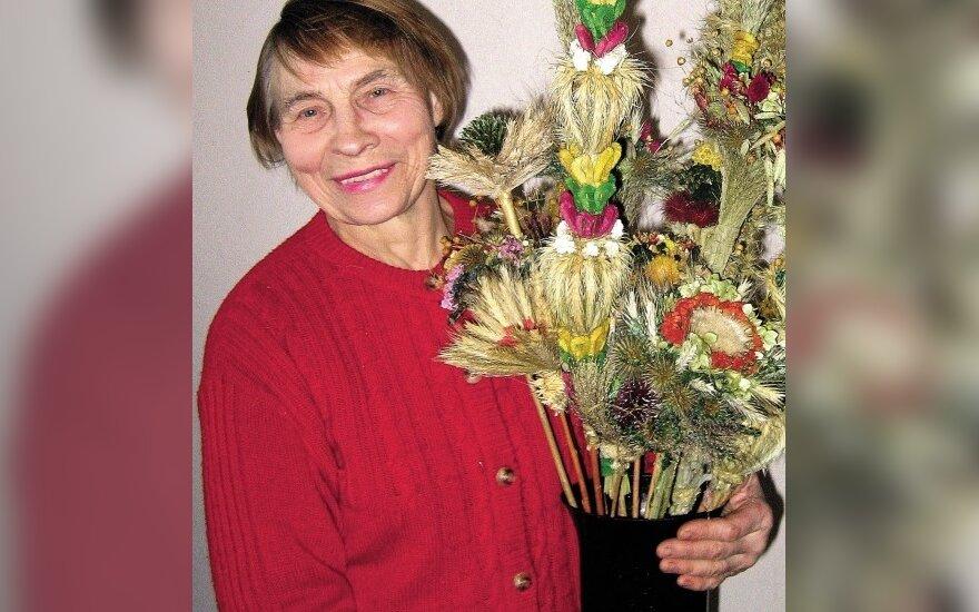 Ona Vasiliauskienė (A.Sireikienės nuotr.)