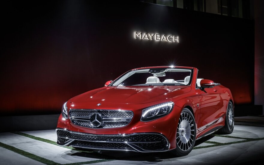 """Mercedes-Maybach S650 Cabriolet"""