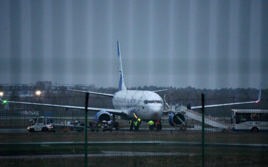 """Čekija uždraudė Baltarusijos oro linijų """"Belavia"""" skrydžius"""