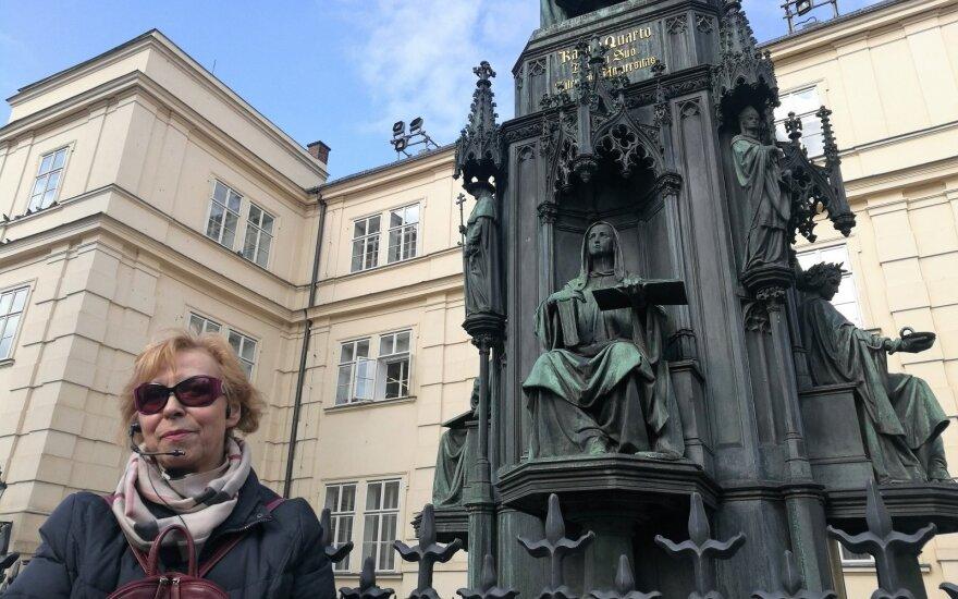 Čekijoje išskirtinį gyvenimą susikūrusi lietuvė: darbe matau ir patį didžiausią Lietuvos <em>brudą</em>